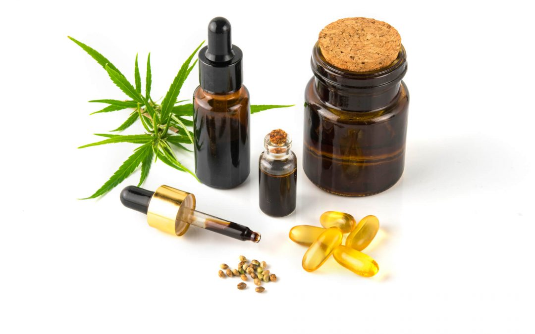 CBD Oils & Products
